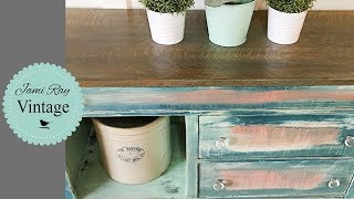 How To Seal Furniture With A Foam Brush | DIY BIG TOP