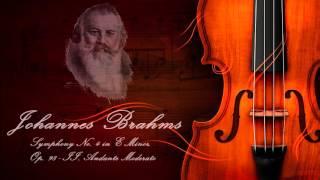 La Mejor Musica Clasica de Johannes Brahms | Symphony No  4 in E Minor, Op  98 | Musica Clasica HD