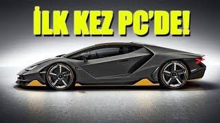 BİLGİSAYARA GELDİ!   FORZA Motorsports 7 (PC)  - İlk Bakış