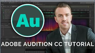 Adobe Audition CC - Beginner To Advanced [Complete Course]