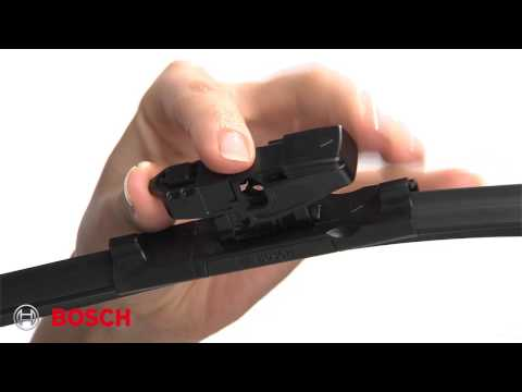 Bosch Aerotwin Plus - Slim Push Button - Adaptor 4