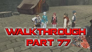 Tales of Zestiria Walkthrough - Part 77 All Earthen Historia