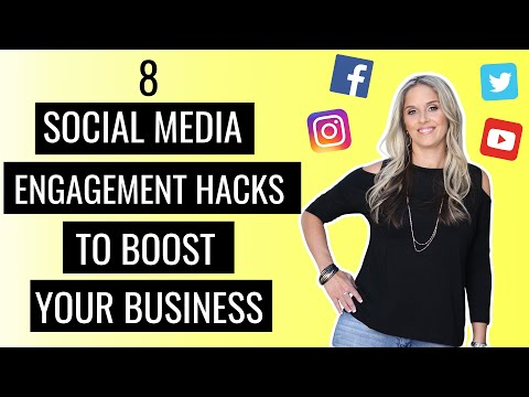 , title : '8 Social Media Engagement Hacks, Strategies, and Tips