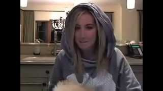 Ashley Tisdale Never gonna Give You Up