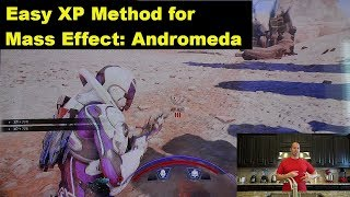 Mass Effect: Andromeda - Easy Experience Method (Late Game) - in 4K Ultra HD