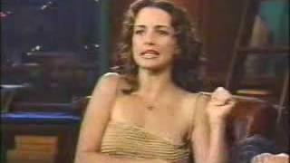 Kristin Davis - [Aug-2000] - interview (part 1)