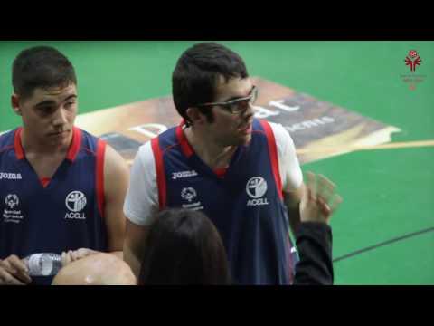 Watch videoVideo Resumen Juegos Special Olympics Reus 2016