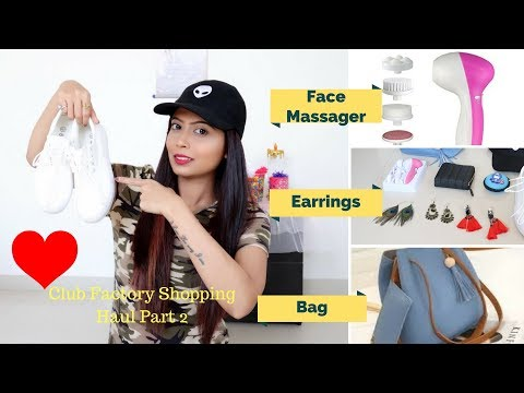 Club Factory Haul & Review Part-2 | Affordable Online Shopping App