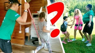 Typy rodičů dětí na Tary Campu!