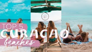 BEST BEACHES IN CURAÇAO (that Most Tourists Don't Know About)