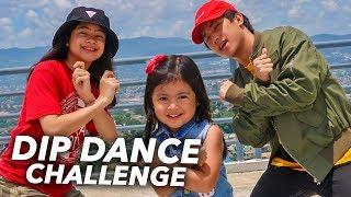 DIP DANCE CHALLENGE | Ranz And Niana Ft Natalia