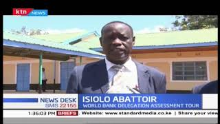 Isiolo Abattoir project nears completion
