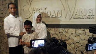 Rela Tunggu 7 Jam, Bocah SMP Ngaku Menangis Bertemu Jokowi, Sebut Freeport hingga Jalan Tol