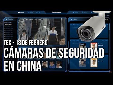 Cámaras de seguridad en China