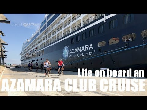 Azamara Quest review