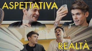 INTERVALLO - Aspettativa VS Realtà - iPantellas