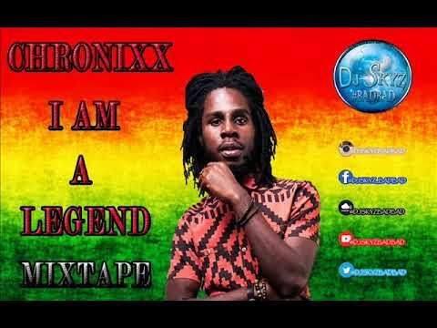 CHRONIXX I AM A LEGEND MIXTAPE#BADBAD