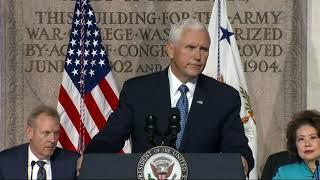Pence: Space Force