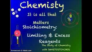 CH 12 CHEMISTRY LIMITING REAGENTS