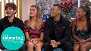 Celebrity X Factor: The Islanders Reveal Their Secret Music Experience | This Morning