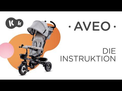 Kinderkraft AVEO - Gebrauchsanweisung