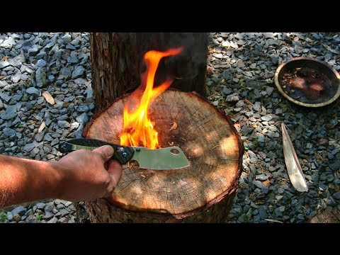 GANZO Firebird Folding Knife Review & Demo Gear Best