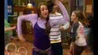 Hannah Montana Cast-Move Your Body