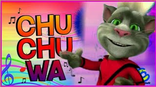 chuchuwa - canción infantil (talking tom)