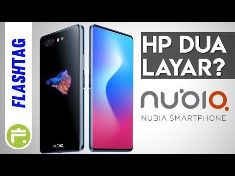 Nubia X Laris Manis Flash Sale 100ribu unit ludes kurang dari 1 menit!! #FlashTAG