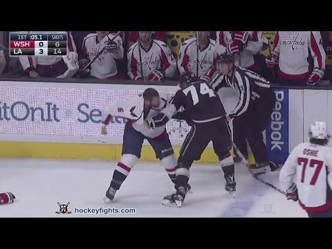 Dwight King vs. Mike Weber