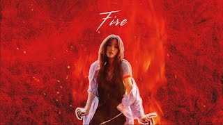 Fire - Taeyeon (태연) [HAN/ROM/ENG LYRICS]