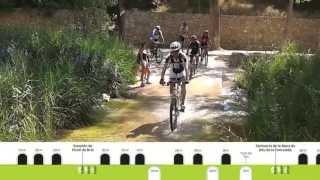 preview picture of video 'Via verda baix ebre terra alta'