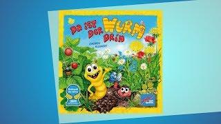 Da ist der Wurm drin // Kinderspiel des Jahres 2011 - Erklärvideo