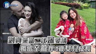 鏡週刊 鏡爆頭條》劉真棄富二代嫁愛情 獨留辛龍伴4歲女兒成長