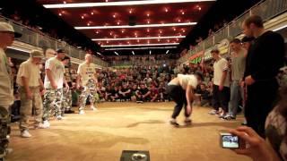 Flow Mo vs Ruffneck Attack, Circle Kingz 2011 Final