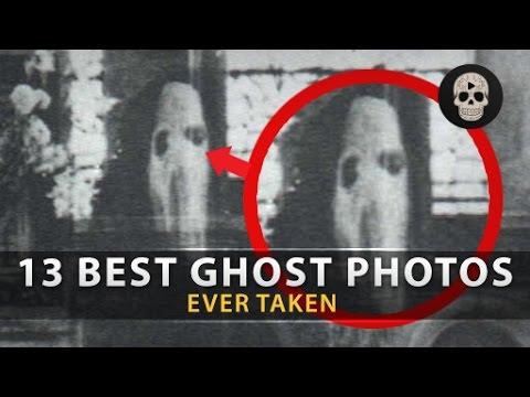 13 Best Ghost Photos Ever Taken