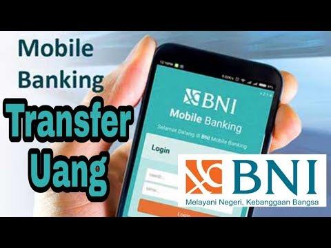 Cara Transfer Uang Melalui BNI Mobile
