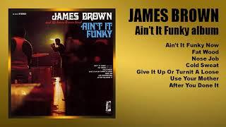 JAMES BROWN Ain't It Funky album