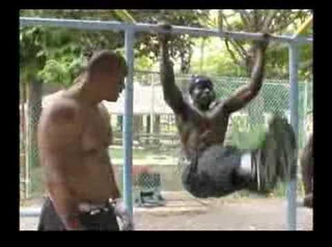 24 na dobę - siłownia w czarnym getcie