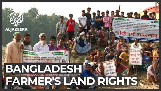 Why farmers in Bangladesh are protesting a plan to repair a dam