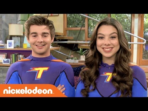 The Thundermans | Jack Griffo Takes You BTS of Season 4 | Nick