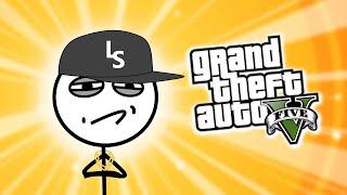 10 Types of Gamers in GTA V