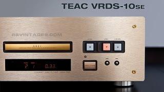 TEAC VRDS10se Demo