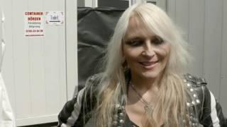 Doro Pesch: Sweden Rock Festival 2017, TV clip