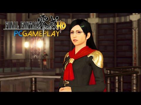 Gameplay de Final Fantasy Type-0 HD