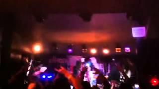 Bam Margera with Alissa White Gluz at Mavericks Ottawa Marc