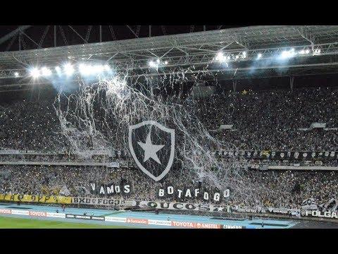 """""""Libertadores: Botafogo 2 x 0 Nacional"""" Barra: Loucos pelo Botafogo • Club: Botafogo"""