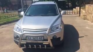 видео авто Chevrolet Captiva в кредит
