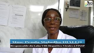 Rôle des biologistes dans le diagnostic et la lutte contre le Covid-19 en Guinée avec les laboratoires de l'INSP et du CERFIG