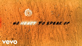 Blink 182   No Heart To Speak Of (Lyric Video)